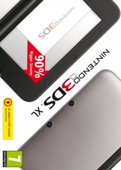 Nintendo 3DS XL [Silver / Black] (EU)