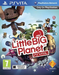 LittleBigPlanet PS Vita (EU)