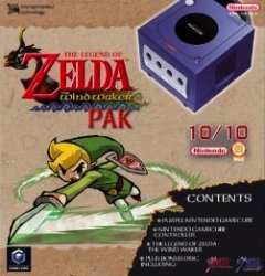 GameCube [The Legend Of Zelda: The Wind Waker Bundle] (EU)