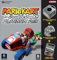 GameCube [Platinum Mario Kart: Double Dash!! Bundle] (EU)