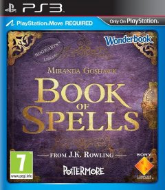 Wonderbook: Book Of Spells (EU)