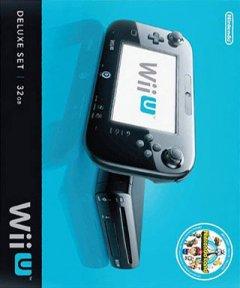 Wii U [Black] (US)