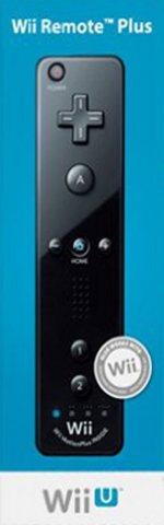 Wii Remote Plus [Black] (EU)