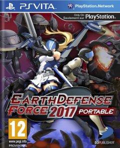 Earth Defense Force 2017 Portable (EU)