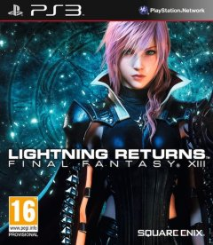 Lightning Returns: Final Fantasy XIII (EU)