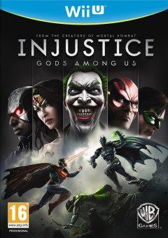 Injustice: Gods Among Us (EU)
