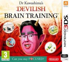 Dr. Kawashima's Devilish Brain Training: Can You Stay Focused? (EU)