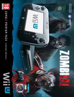 Wii U [ZombiU Premium Pack] (EU)