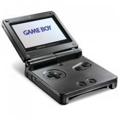Game Boy Advance SP [Charcoal Black]