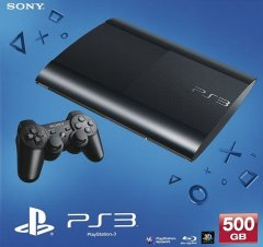 PS3 Super Slim (EU)