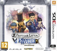 Professor Layton Vs. Phoenix Wright: Ace Attorney (EU)