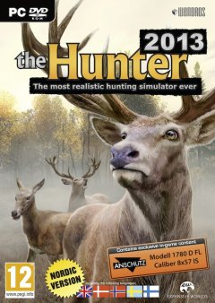 Hunter 2013, The (EU)