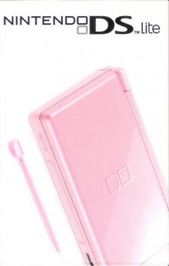 Nintendo DS Lite [Coral Pink] (US)