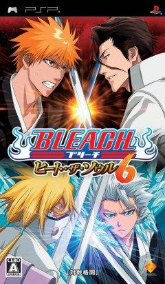 Bleach: Heat The Soul 6 (JAP)