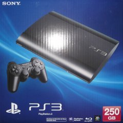 PS3 Super Slim [250GB]