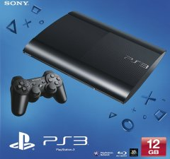 PS3 Super Slim [12GB] (EU)
