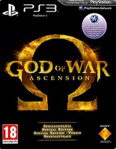 God Of War: Ascension [Special Edition] (EU)
