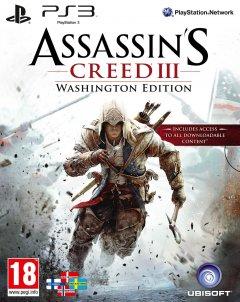 Assassin's Creed III: Washington Edition (EU)