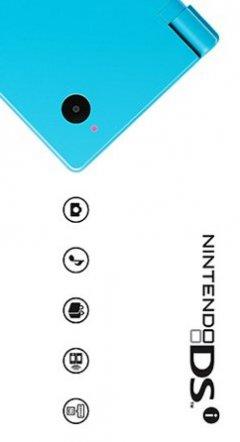 Nintendo DSi [Blue] (US)