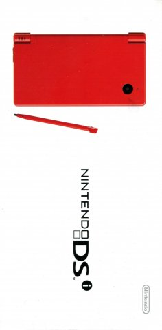Nintendo DSi [Red] (EU)