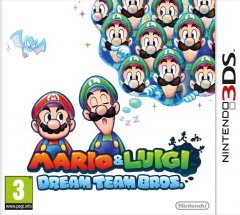 Mario & Luigi: Dream Team Bros. (EU)