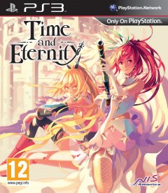 Time And Eternity (EU)