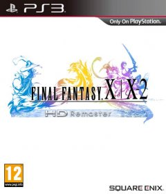 Final Fantasy X / X-2 HD Remaster (EU)