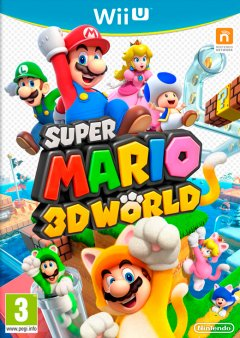 Super Mario 3D World (EU)