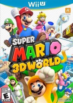 Super Mario 3D World (US)