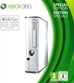 Xbox 360 S [4 GB White] (EU)