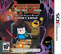 Adventure Time: Explore The Dungeon Because I Don't Know! (US)