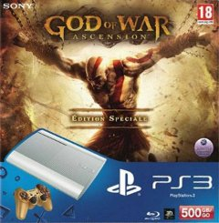 PS3 Super Slim [God Of War: Ascension Special Edition Bundle] (EU)