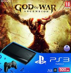 PS3 Super Slim [God Of War: Ascension Bundle] (EU)