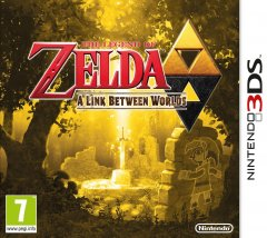 Legend Of Zelda, The: A Link Between Worlds (EU)
