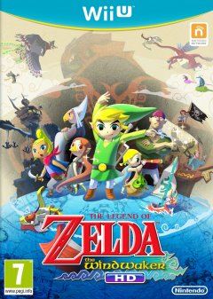 Legend Of Zelda, The: The Wind Waker HD (EU)