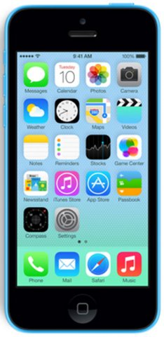 iPhone 5c (US)