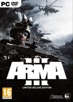 ArmA III [Limited Deluxe Edition] (EU)