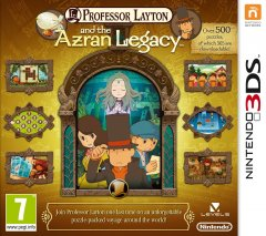 Professor Layton And The Azran Legacy (EU)