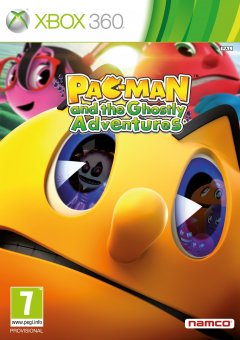 Pac-Man And The Ghostly Adventures (EU)