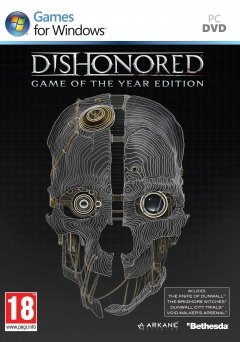 Dishonored: Game Of The Year Edition (EU)
