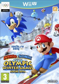 Mario & Sonic At The Sochi 2014 Olympic Winter Games (EU)