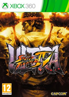 Ultra Street Fighter IV (EU)