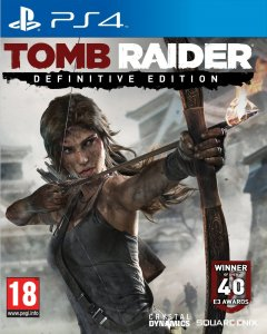 Tomb Raider: Definitive Edition (EU)