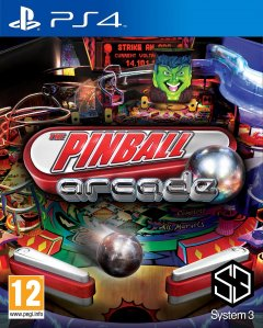 Pinball Arcade, The (EU)