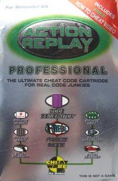 <a href='http://www.playright.dk/info/titel/action-replay-professional/n64'>Action Replay Professional</a> &nbsp;  12/30