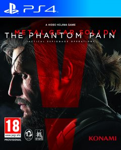 Metal Gear Solid V: The Phantom Pain (EU)