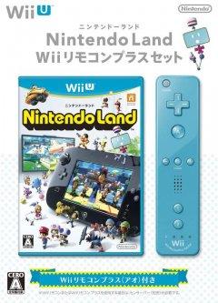 Nintendo Land [Wii Remote Plus Blue Bundle] (JAP)