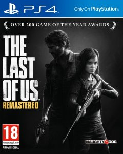 Last Of Us, The: Remastered (EU)
