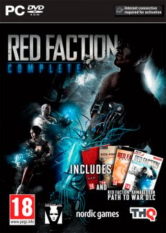 Red Faction: Complete (EU)