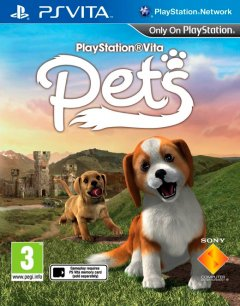 PlayStation Vita Pets (EU)